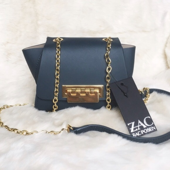 95b2fd854c60 NWT Zac Posen Crossbody Bag